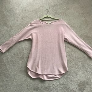 Michael Kors light pink sweater